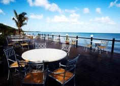 Anantara Bazaruto Island Resort Beach Deck