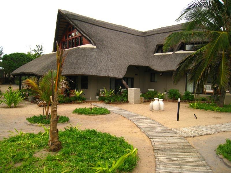 Barra Beach Club Entrance