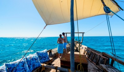 Dhow Cruising Ibo Island Lodge