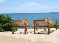Guludo Beach Lodge View