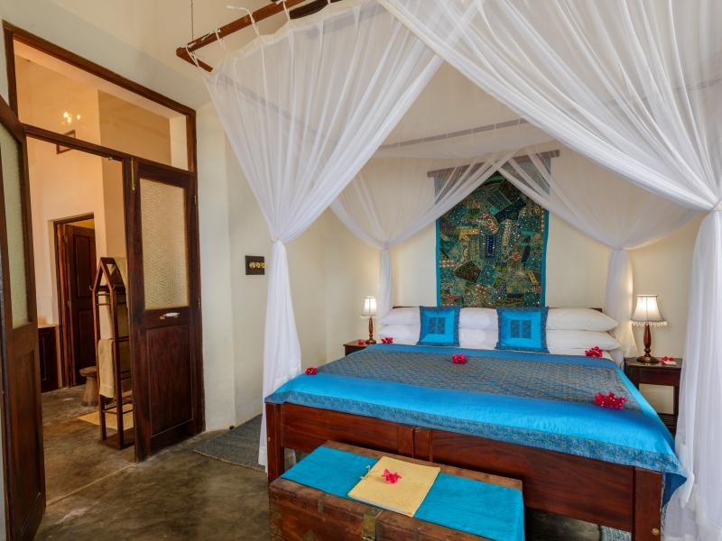 Ibo Island Lodge Sea Facing Room