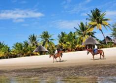 Benguerra Island Horse Riding