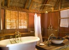 Benguerra Island Lodge Bathroom