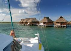 Flamingo Bay Water Lodge Chalets