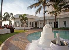 Cardoso Hotel Wedding Set Up