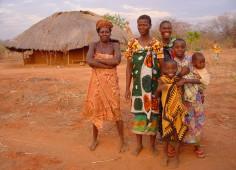 Lugenda Wilderness Camp Villagers