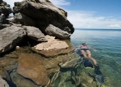 Nkwichi Lodge Snorkelling