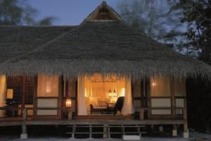Vamizi Island At Night