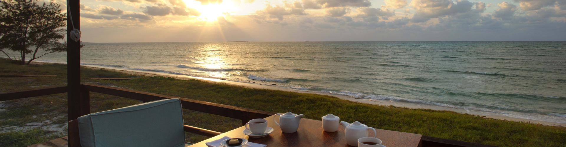 Coral Lodge Villa Breakfast