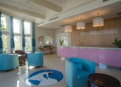 Dona Ana Hotel Reception