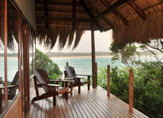 Machangulo Beach Lodge Deck