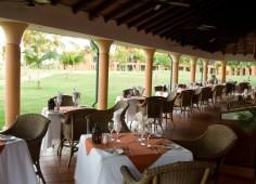 Pemba Beach Hotel Main Restaurant
