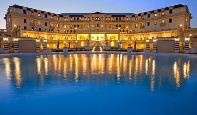 The Polana Serena Hotel
