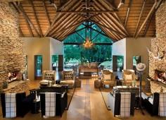 Lion Sands Tinag Main Lounge