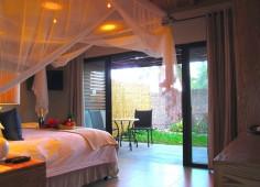 Barra Beach Club Garden suite