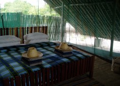 Guludo Beach Lodge Rooms