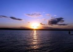 Massinga Beach Sunset View