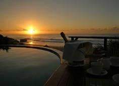 Massinga Beach Sunset