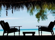 Vamizi Island South Beach Bar