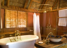 Benguerra Island Lodge Bathroom