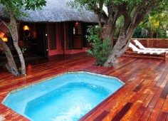 Benguerra Island Lodge Swimming pool