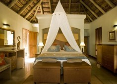 Dugong Beach Lodge Interior Bedroom