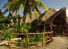 Flamingo Bay Entrance