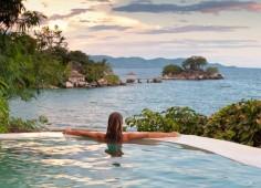 Kaya Mawa plunge pool