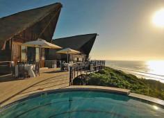 Massinga Beach Lodge Sunset Views