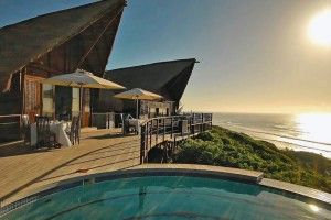 Massinga Beach Lodge Sunset Views