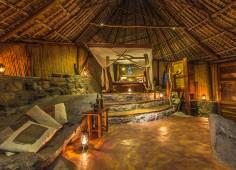 Nkwichi Lodge Interior