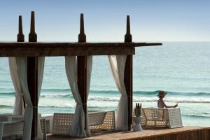 White Pearl Resort Beach Cocktail