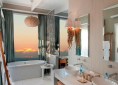 White Pearl Resort Guest Bathroom