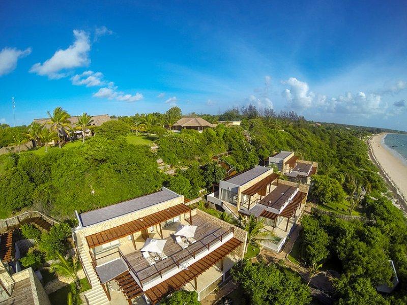 Bahia Mar Club Aerial view