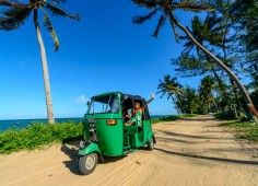 Bahia Mar Club Tuck Tuck Tour