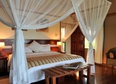 Machangulo Beach Lodge Bedroom