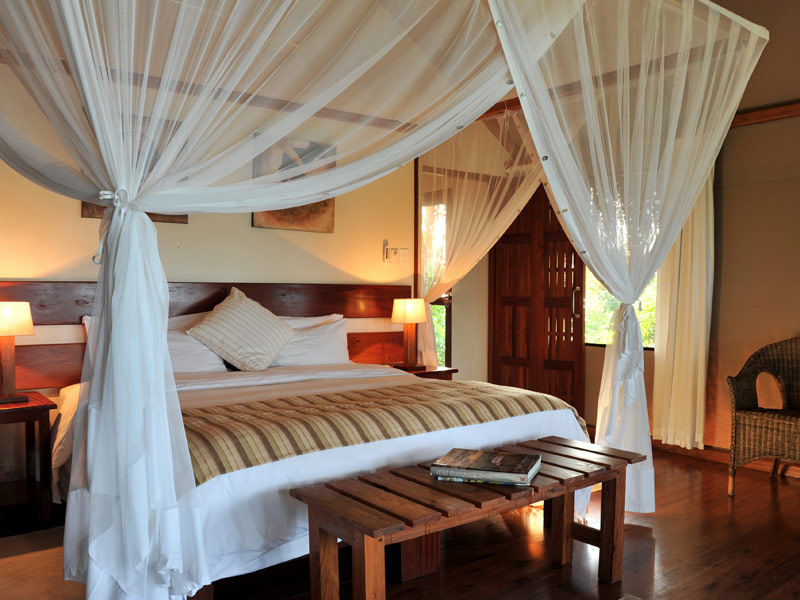Machangulo Beach Lodge Bedroom