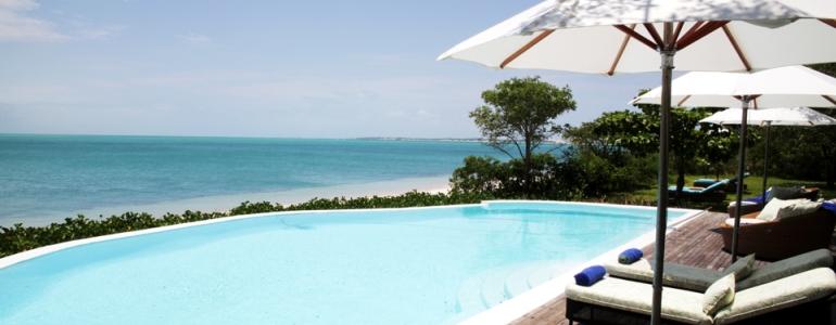 Magaruque Island Lodge Swimming Pool