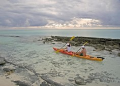 Medjumbe Sea Kayaking