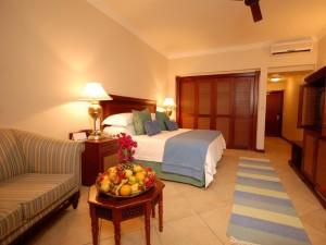 Pemba Beach Hotel Room Interior