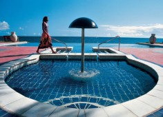 Pemba Beach Hotel Infinity Pool