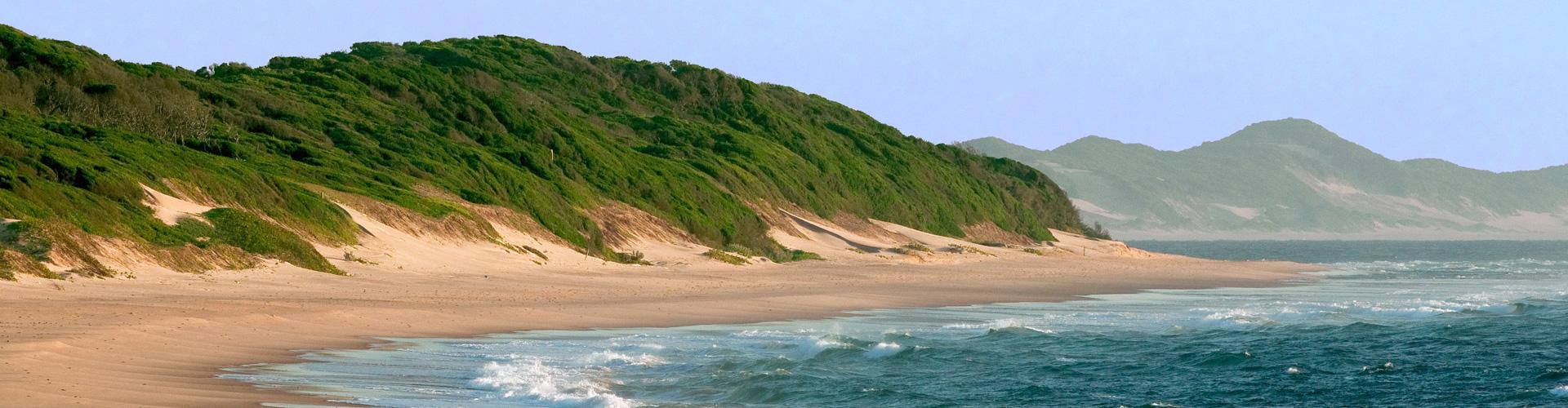 Ponta Mamoli Beaches