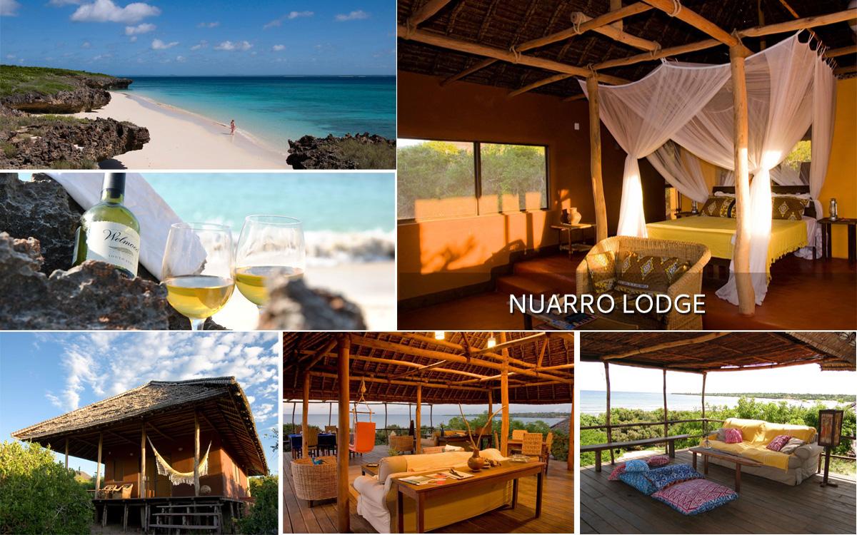 Nuarro Lodge Mozambique Beach Lodges Tour Operator Rates