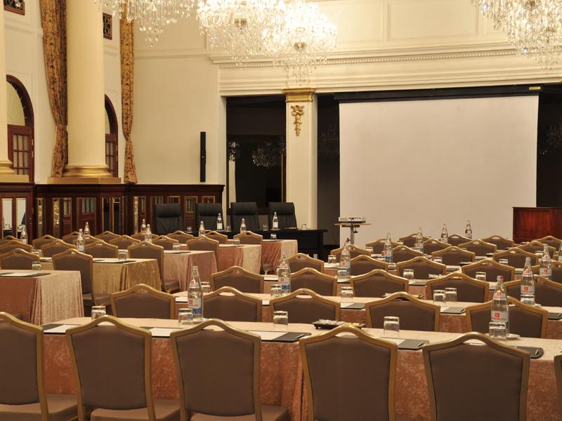 Polana-Hotel-Conference-Room Maputo