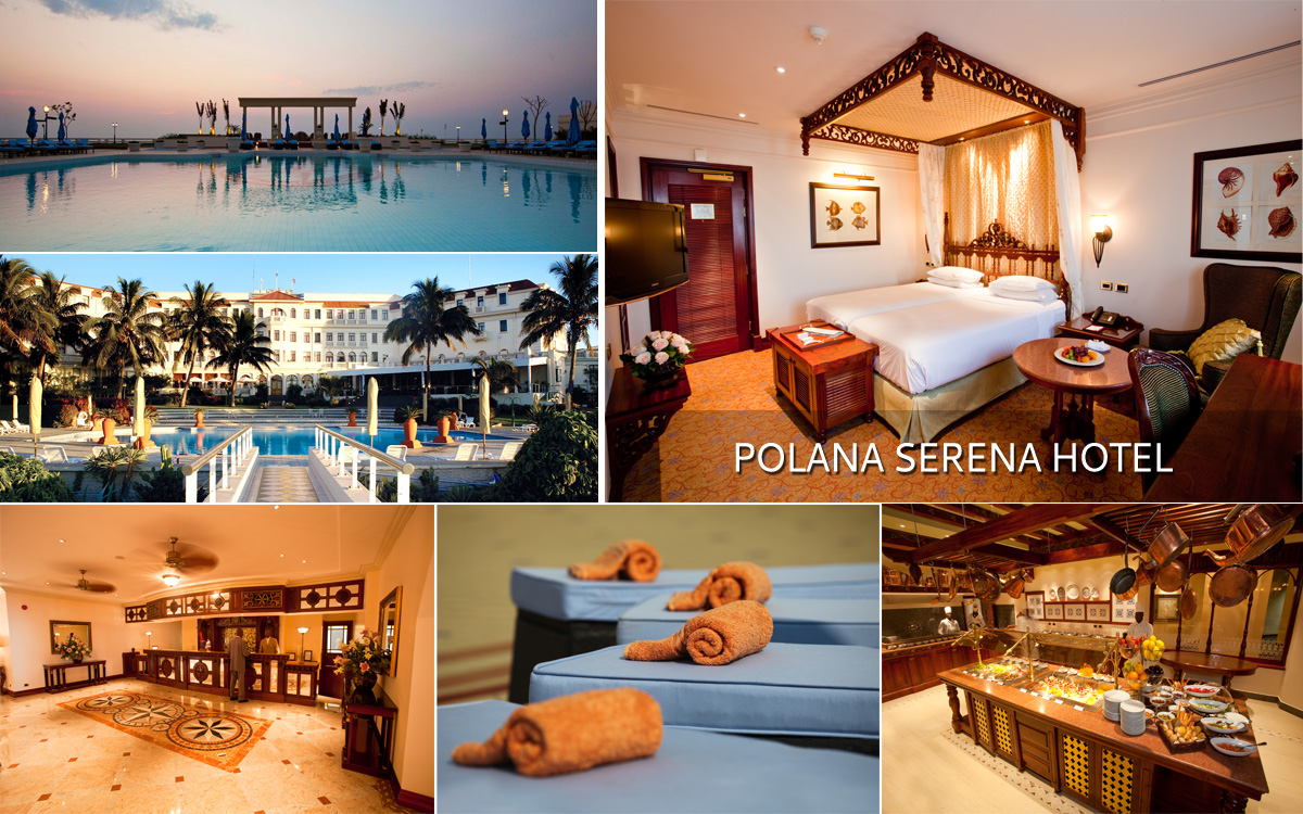 Polana Serena Hotel Tour Operator Rates Amp Packages