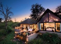 lion sands ivory lodge exterior view