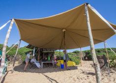 Anvil-Bay camping beach