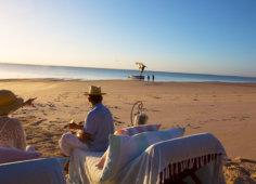 Azulik Lodge beach