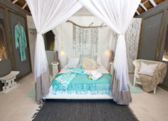 Azulik Lodge bedroom
