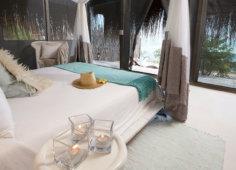 Azulik Lodge bedroom interior